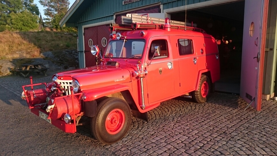Willys Jeep -61 bild 3